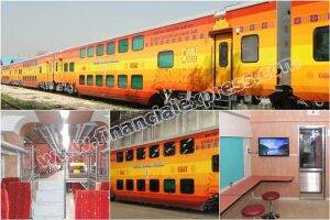 UDAY Express: Indian Railways new luxury double-decker train is ready! Exclusive images, details here